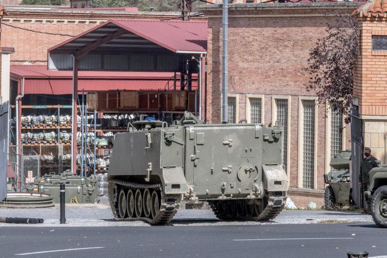 Segovia no será la sede de la Base Logística del Ejército de Tierra