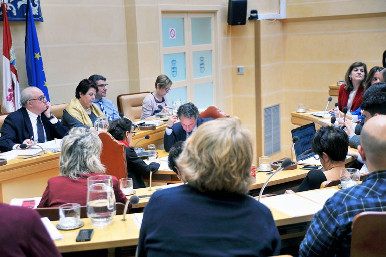 El Ayuntamiento de Segovia celebrará el debate sobre la ciudad en un pleno extraordinario