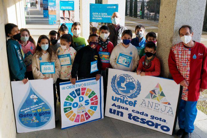 CEIP Fray Juan Cruz Aneja Unicef Desarrollo Sostenible Agua KAM0555