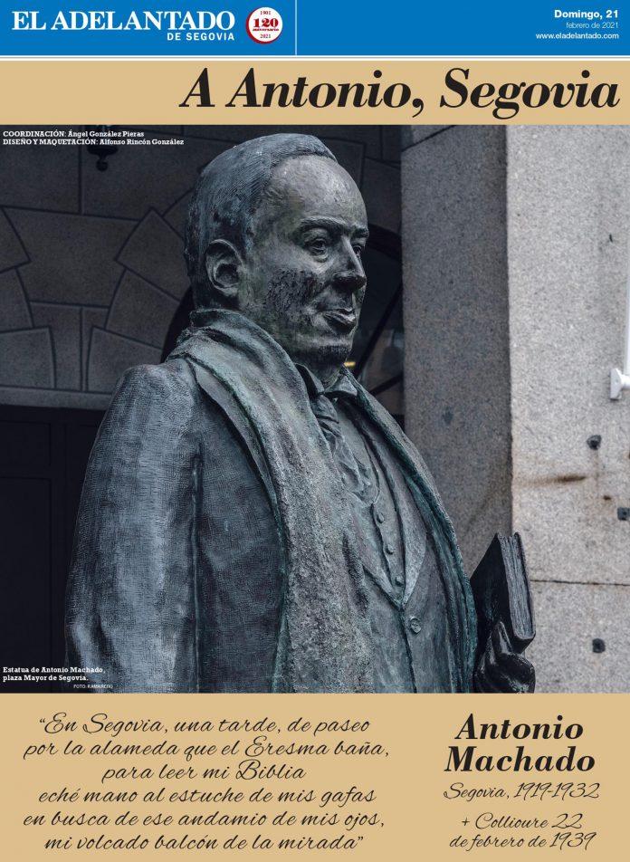 ESPECIAL ANTONIO MACHADO