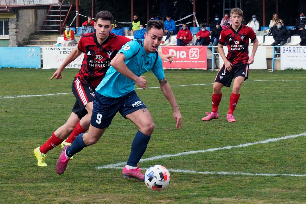 Futbol La Granja Mirandes B KAM1649