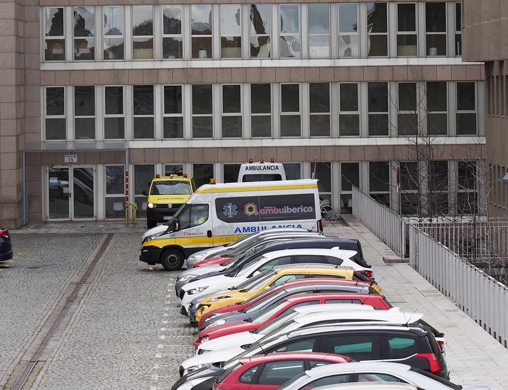 Hospital General Coronavirus