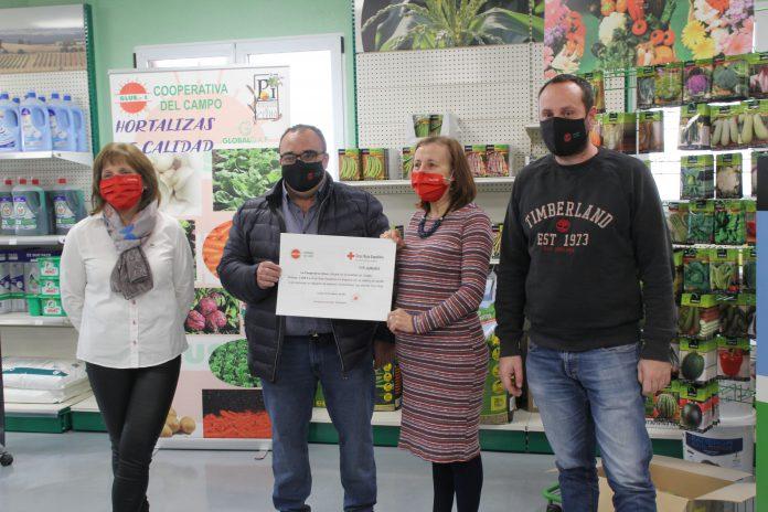 donacion cruz roja cuellar cooperativa glus