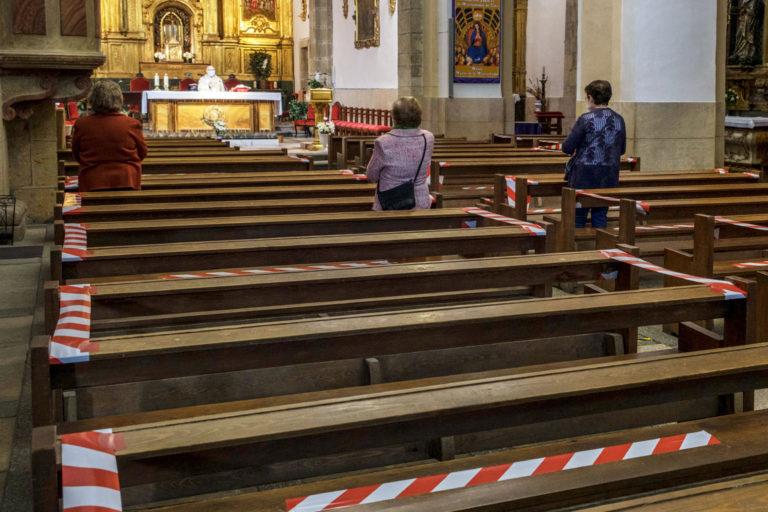 La diócesis ajusta sus servicios a las exigencias de la pandemia apoyada en la tecnología