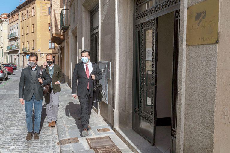 El PP pone el 'caso Trípode' como ejemplo de falta de transparencia