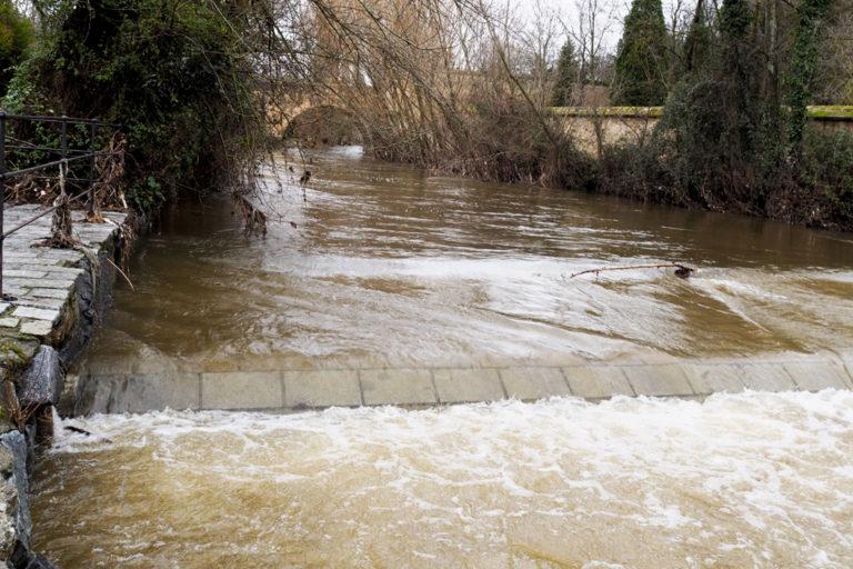 La CHD no asumirá el coste de los daños de las inundaciones