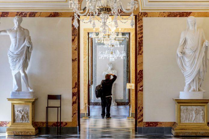 San Ildefonso Palacio Interior KAM3727