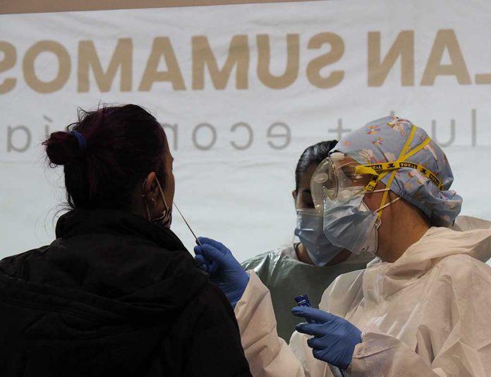 Valverde Cribado Coronavirus