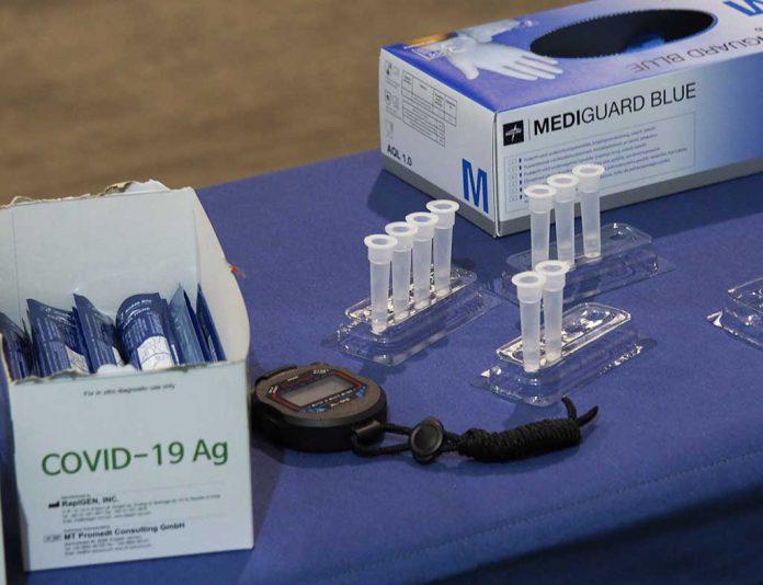 Valverde Poligono Cribado Coronavirus Test Antigenos PCR