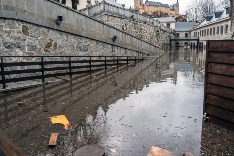 Comienza el proyecto para adaptar la Casa de Moneda al riesgo de inundaciones