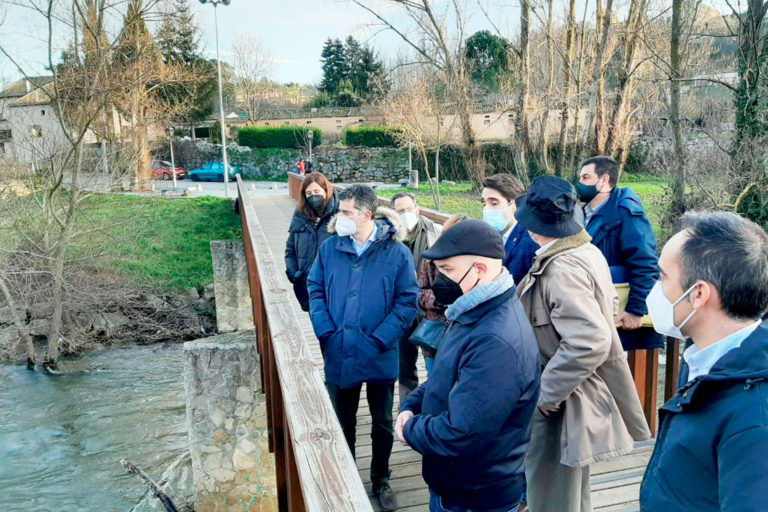 El Ayuntamiento pide apoyo al Gobierno para paliar los efectos de las crecidas