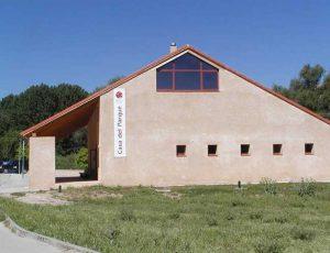 casa del parque hoces del riaza montejo de la vega de la serrezuela