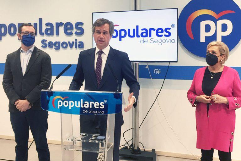 Terol reitera el veto del PP a Podemos para renovar el CGPJ
