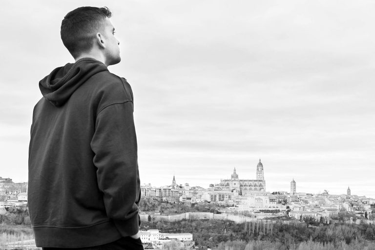 Rap-dioterapia en Segovia, ya