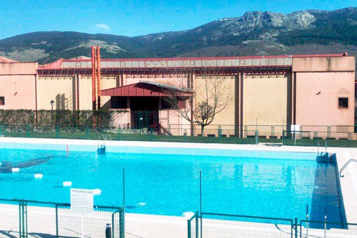 san ildefonso pabellon polideportivo piscina