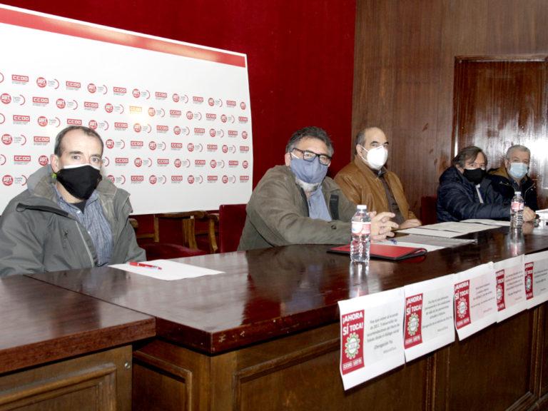 Los sindicatos piden que no haya traslados forzosos en la Base Mixta
