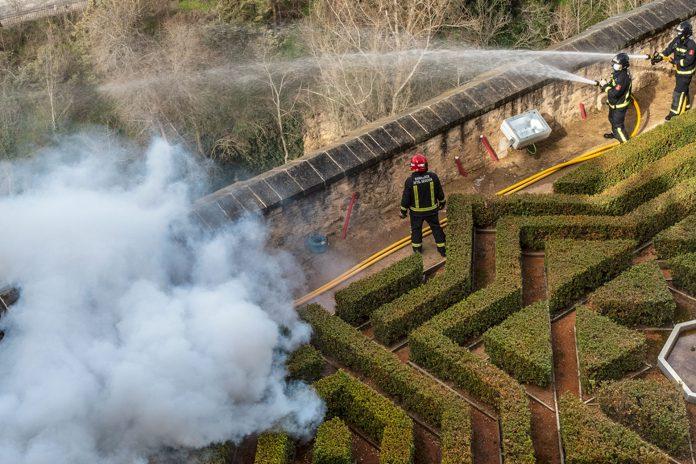 Alcazar Simulacro Incendio KAM2902