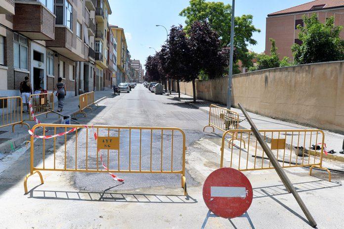 Calle Alfonso VI Obras 2018 KAM6028