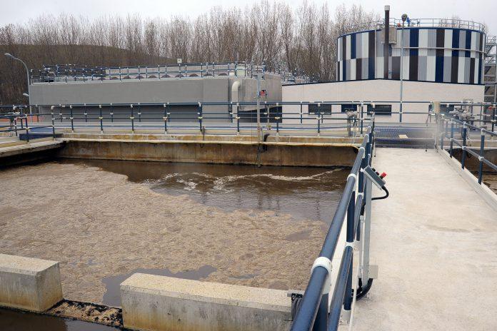 EDAR Depuradora Agua KAM9753