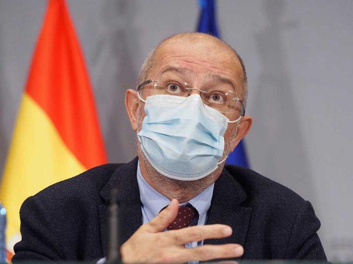 El vicepresidente de la Junta Francisco Igea