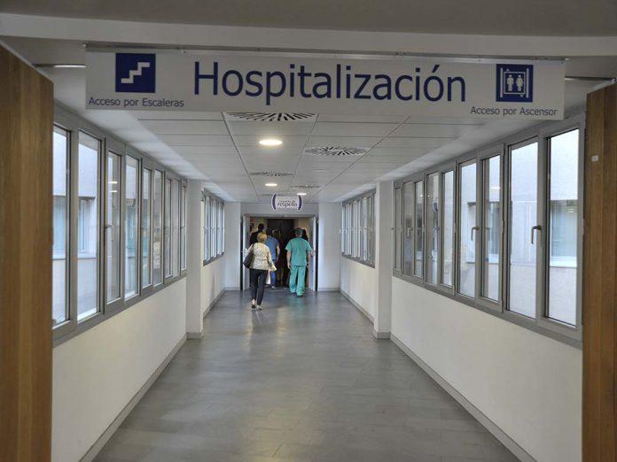 Hospital General Segovia Hospitalizacion Ingresados