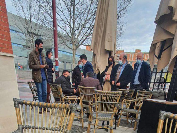 Junta de Castilla y Leon bar 2