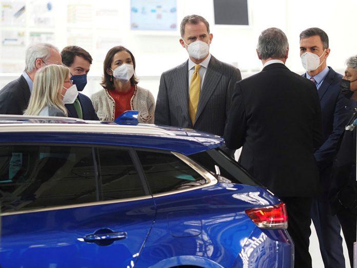 Renault Plan Industrial Rey Sanchez
