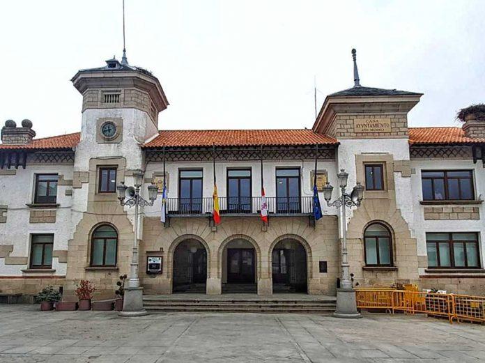 ayuntamiento de El Espinar