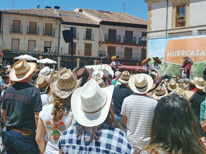 huercasa country festival riaza