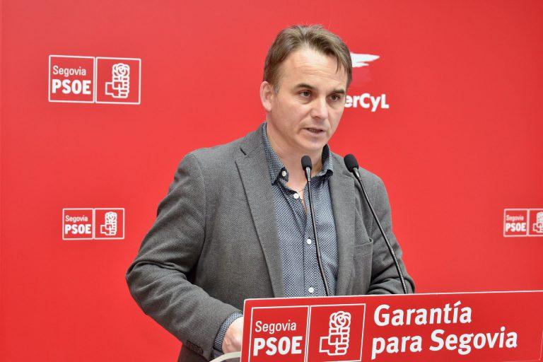 El PSOE critica la ubicación del parque provincial de bomberos