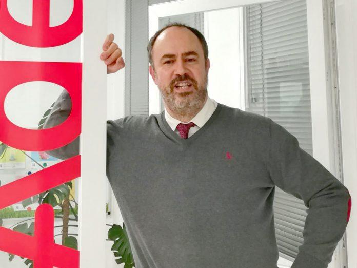 El director de Adecco en Segovia, Rafel Francisco, confía en que el empleo siga mejorando en la provincia. / EL ADELANTADO