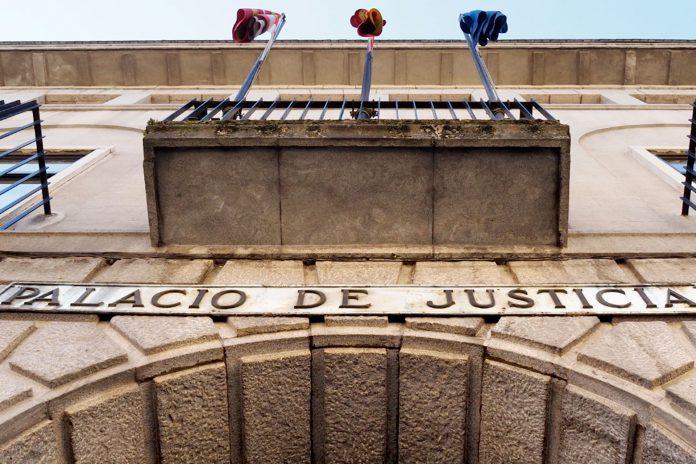Audiencia Provincial Palacio Justicia
