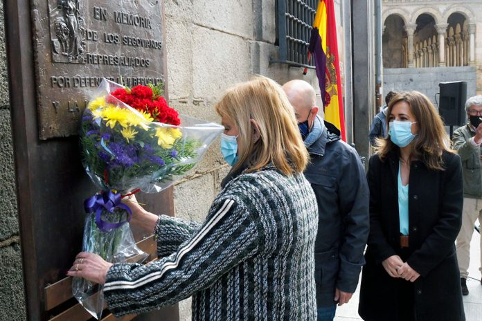 Ayuntamiento Homenaje Segunda Republica KAM8363