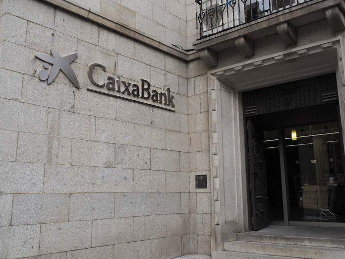Caixabank Sede Segovia Banco