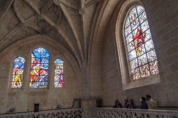 Catedral Visita Vidrieras Semana Santa