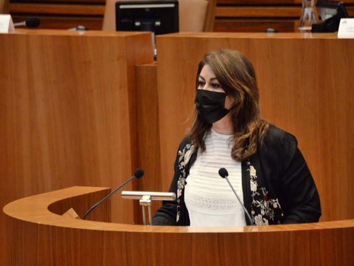 Ciudadanos Marta Sanz Pleno cortes