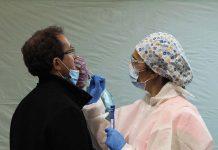 Cribado Coronavirus pcr