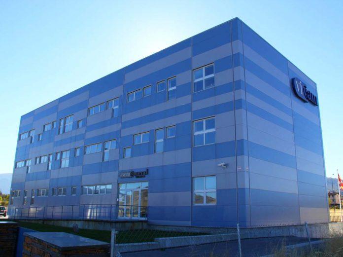 Edificio VICAM vivero empresas