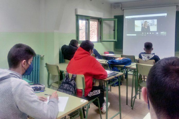 Empresa Familiar CyL naturpellet aulas colegios