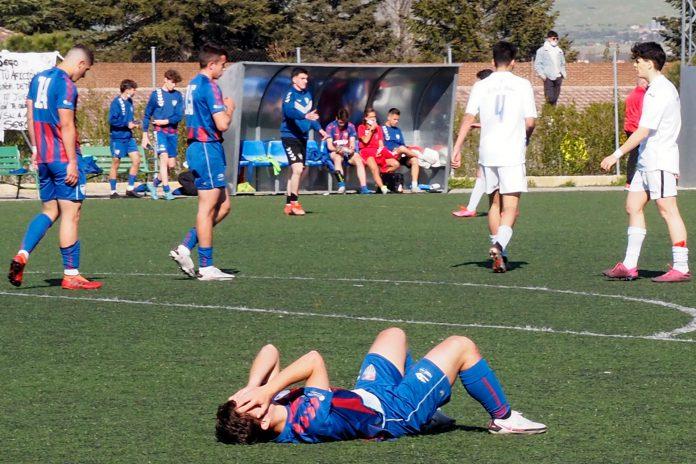 Futbol Nacional Juvenil Segoviana Pena KAM9111