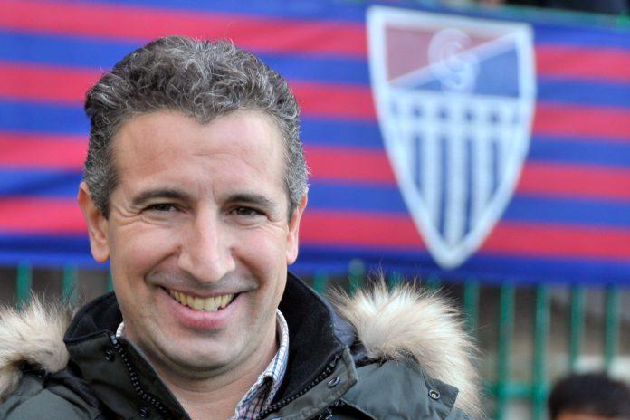 Futbol Segoviana agustin cuenca