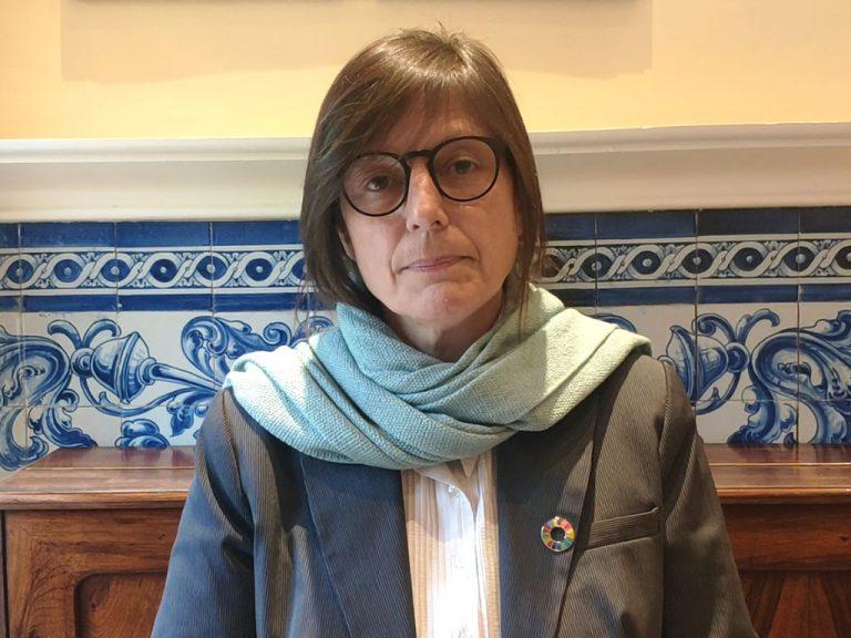 """Gina Aguiar: """"Reitero mi intención de no dimitir"""""""