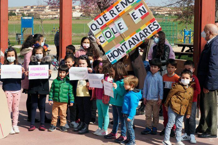 Hontanares Concentracion Fontanares Unido Colegio