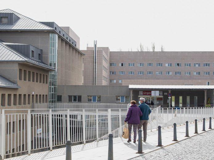 Hospital General Segovia Coronavirus Covid 1