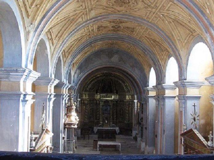 Iglesia Santa Maria de la Cuesta Cuellar