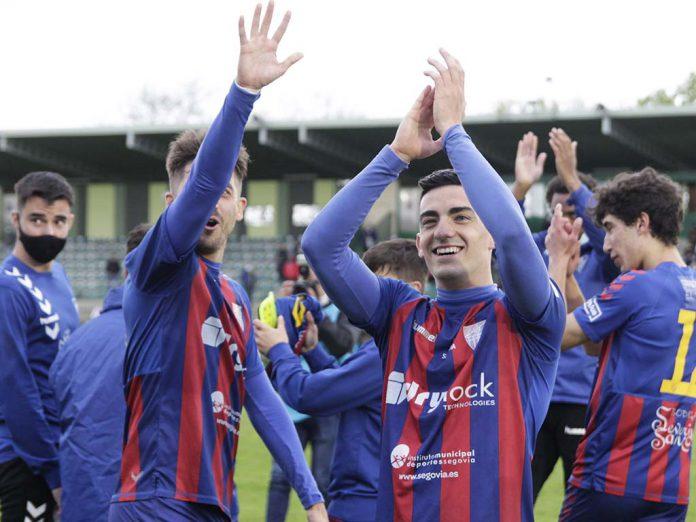 La Segoviana logra su cuarto campeonato de Tercera Division 9
