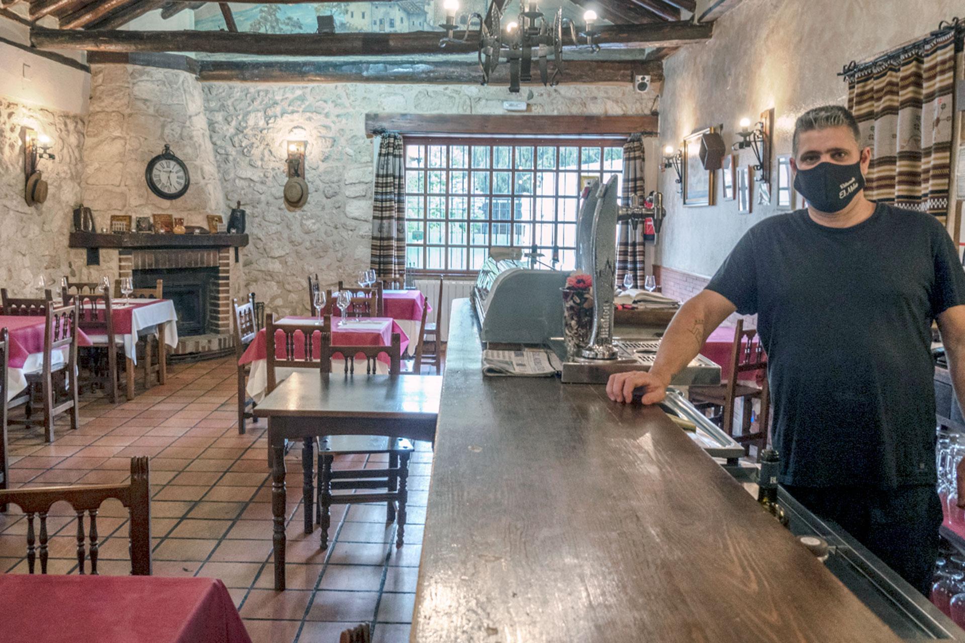Madrona Restaurante El Molino