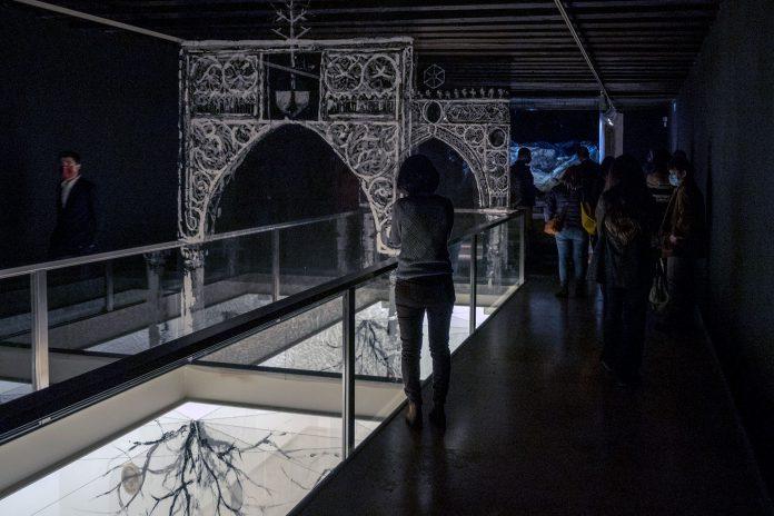 Museo Esteban Vicente Expo Borondo Hereditas KAM7963