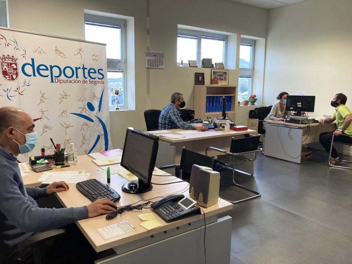 Nuevas oficinas servicio deportes vicam