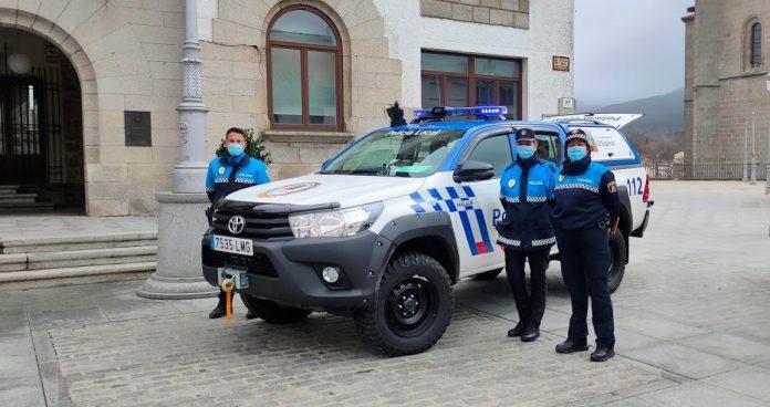 Policia El Espinar